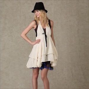 Free People One Petticoat Halter Dress